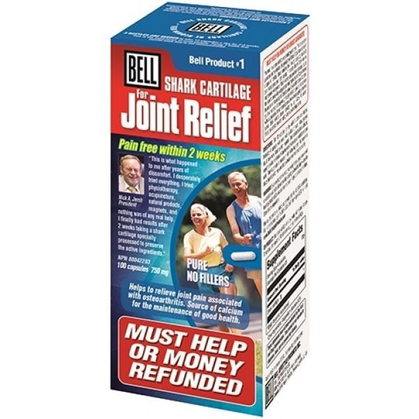 Bell Joint Relief 100 caps