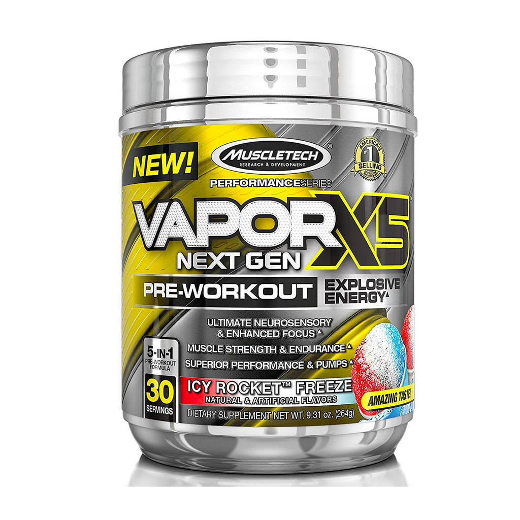 MUSCLETECH VAPOR X5 272 gm.