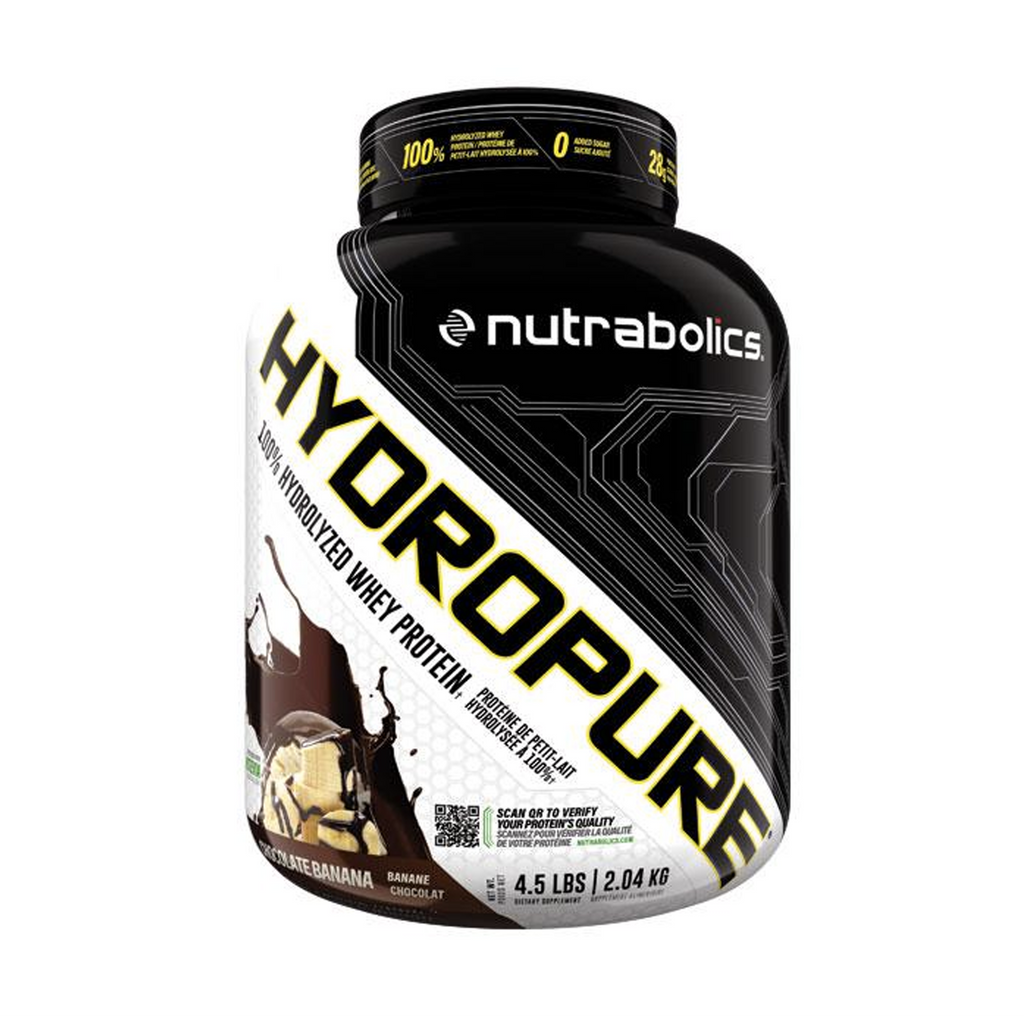 Nutrabolics Hydropure 4.5lbs