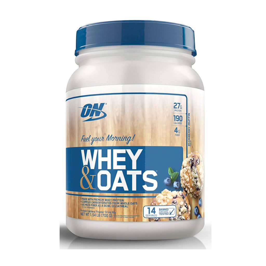 Optimum Nutrition Oats & Whey 700 gm.