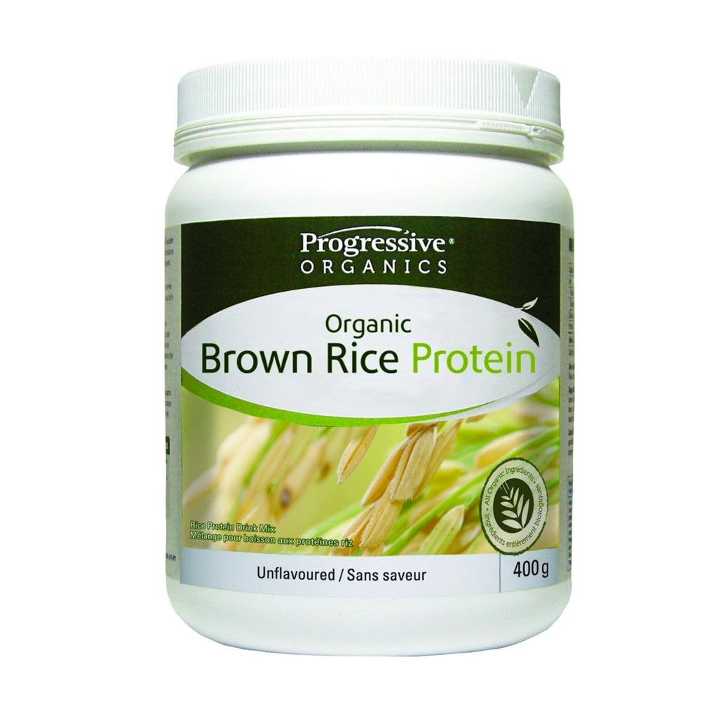 Progressive Brown Rice Protein 400 gm.