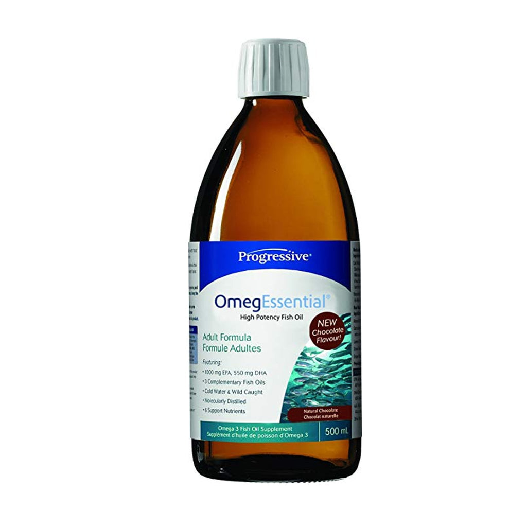 Progressive OmegEssential 500 ml.