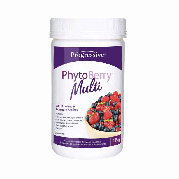 PROGRESSIVE PHYTO BERRY MULTI 425g.