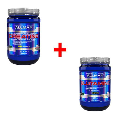 Allmax Creatine + Glutamine