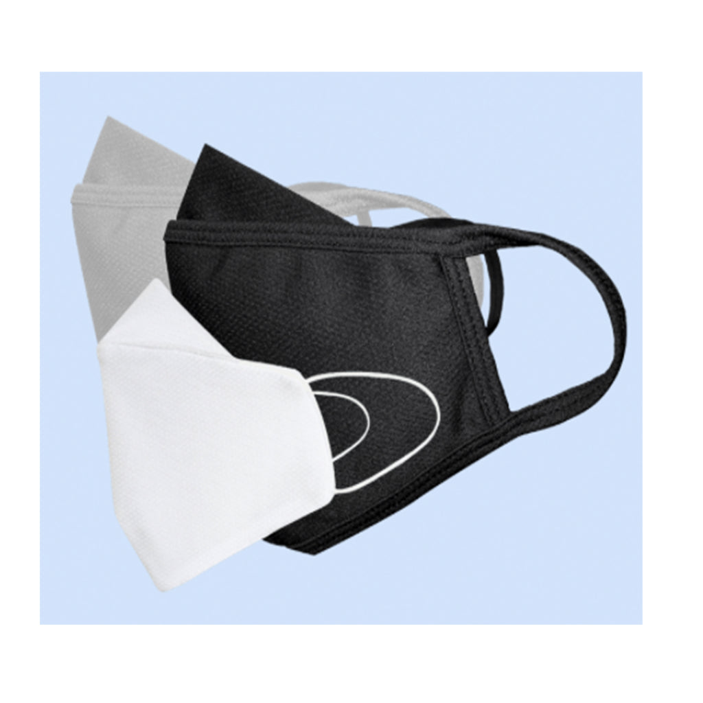 PROTECH ANTI-BACTERIAL MASK, 3 LAYERS EASY BREATHE for WORKOUTS