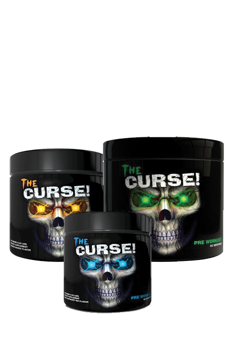 Cobra Labs The Curse 50 serv.