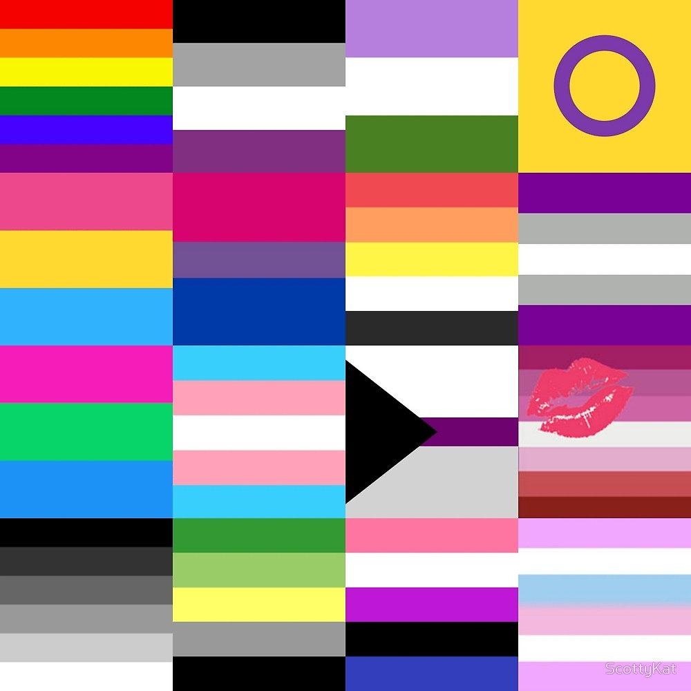 The Meaning Behind Each Pride Flag Color and Design
