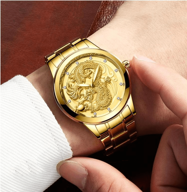 Best Seller Dragon Watch Unisex High Quality
