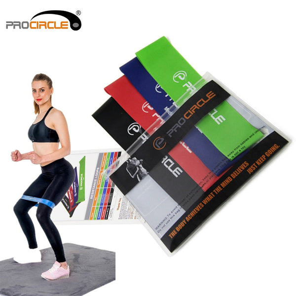 Athletic Resistance Bands Set-4 Levels