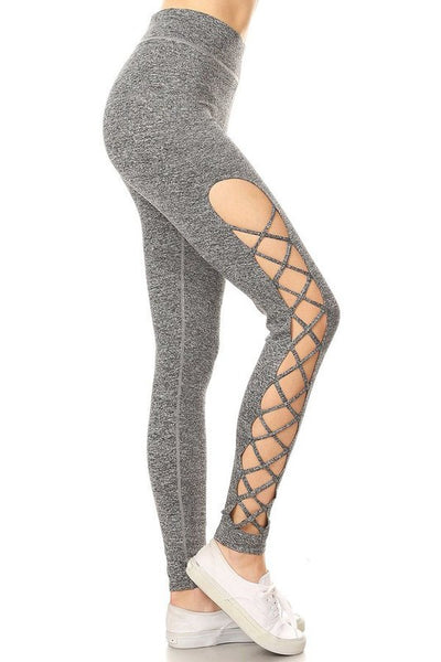 Criss-Cross Leggings