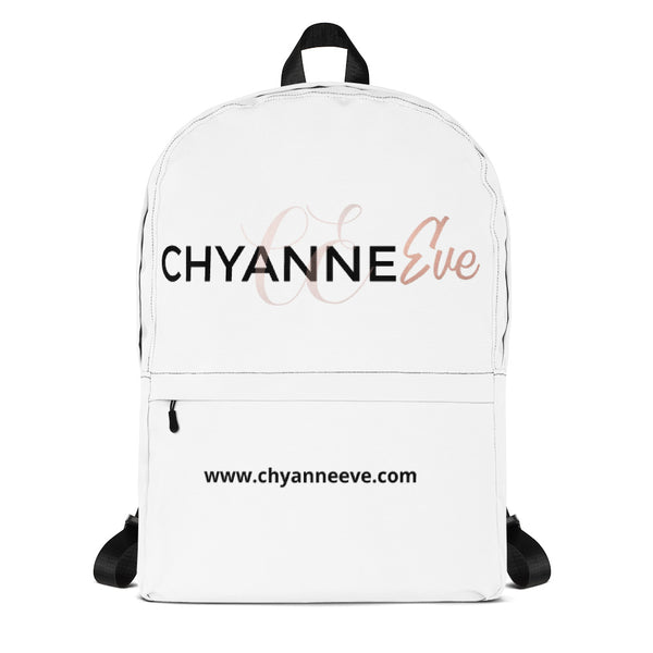 ChyanneEve Signature Backpack