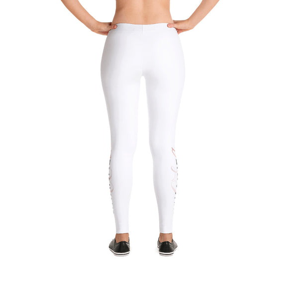 Lower Logo Leggings