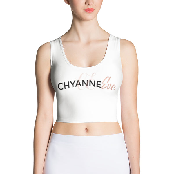 Chyanne Eve Logo Sports Bra