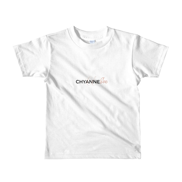 Chyanne Eve Kids Logo T-Shirt