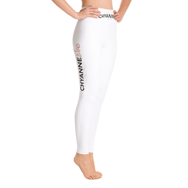 Chyanne Eve Logo Leggings