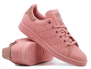 Adidas Stan Smith BZ0469 Damenschuhe Sneakers rosa Leder