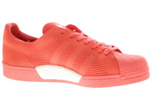 Laden Sie das Bild in den Galerie-Viewer, Adidas Originals Superstar Primeknit Turnschuhe Rot BZ0128 - Kopensneakers Marken Schuhe stark reduziert