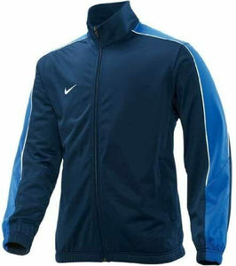 NIKE Herren Team Track Top Trainingsjacke 329355 blau - Kopensneakers