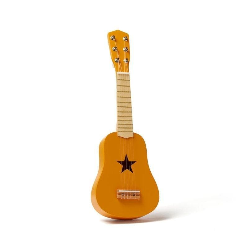 Guitare enfant - Instrument - Moutarde