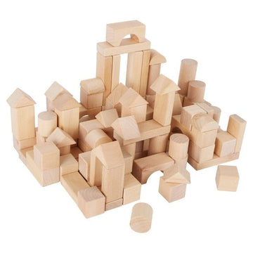 blocs de construction en bois