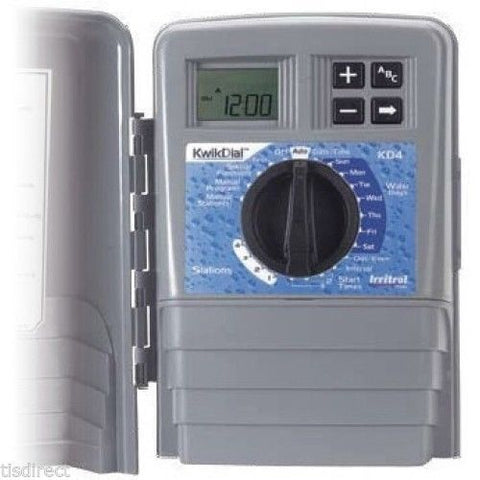 IRRITROL-KWIK-DIAL-4-STATION-OUTDOOR-CONTROLLER-291804058838