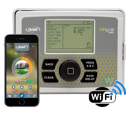 ORBIT B-HYVE SMART Wi-Fi 12 STATION SPRINKLER TIMER