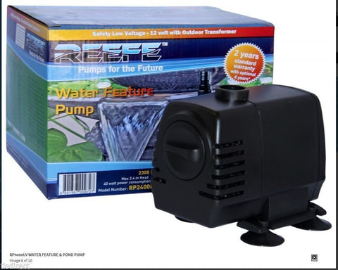 REEFE-RP4000LV-LOW-VOLTAGE-FEATURE-PUMP-291786126331