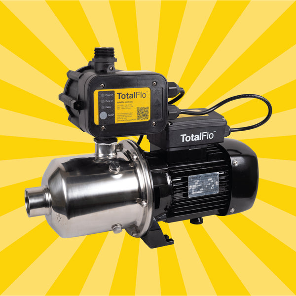 TOTALFLO TF117MS MULTISTAGE PUMP 117lpm/41m HEAD 750W
