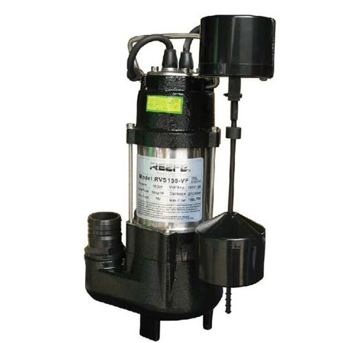 REEFE RVS155VF VORTEX VERTICAL FLOAT PUMP (Similar to Davey D15VAGMA)