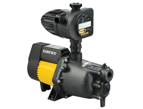 Davey Jet Assisted Pressure Pump with Torrium Control XJ70T www.tisonline.com.au