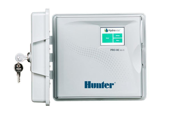 HUNTER PRO-HC HYDRAWISE 12 STATION WI-FI OUTDOOR CONTROLLER