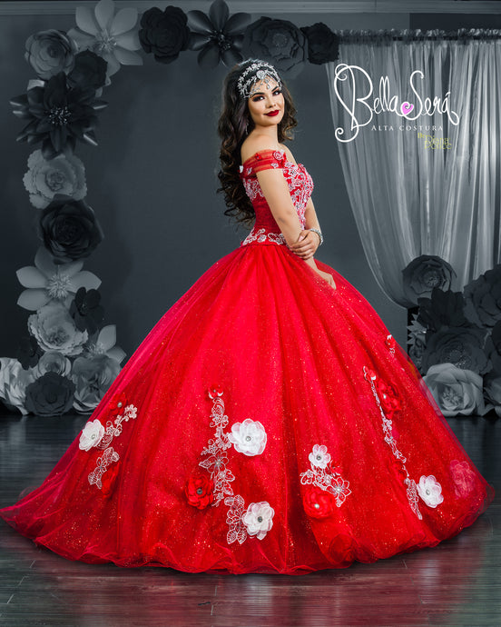 Choosing a Quinceanera Dress if you want To look thinner.