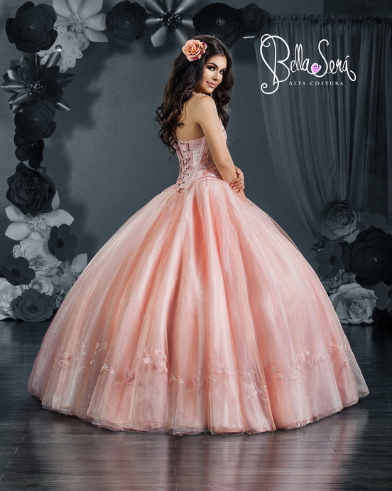 Choosing a Quinceanera Dress if you want you want your hips to appear slimmer