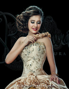 Quniceañera Dress Style BS-1507 - bella-sera-dresses.com