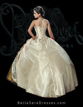 Load image into Gallery viewer, QUINCEANERA GOWN BS - Style 1507 - bella-sera-dresses.com