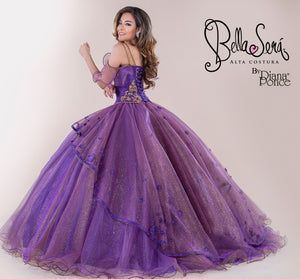 Quinceañera Dress Style 1802 Purple - bella-sera-dresses.com