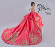 Load image into Gallery viewer, Style 1903 Living Coral - bella-sera-dresses.com