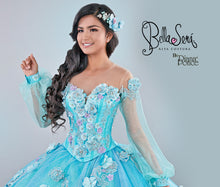 Load image into Gallery viewer, Quinceañera Dress Style BS-1904 - bella-sera-dresses.com