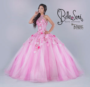 Quinceañera Dress Style BS-1906 - bella-sera-dresses.com