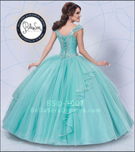 Load image into Gallery viewer, Quinceañera Dress Style BS-3007 - bella-sera-dresses.com