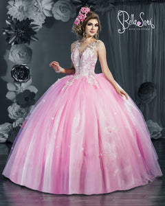 QUINCEANERA DRESS Style 1814 - bella-sera-dresses.com