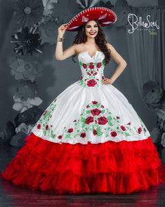 Quinceañera Dress Style 1812 - bella-sera-dresses.com