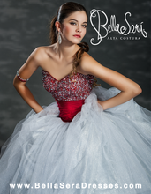 Load image into Gallery viewer, Quinceañera Dress Style BS-1355 - bella-sera-dresses.com
