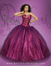 Load image into Gallery viewer, QUINCEANERA DRESS BS - Style 1401D - bella-sera-dresses.com