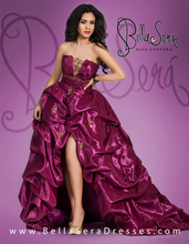 Load image into Gallery viewer, Quinceañera Dress Style BS-1401D - bella-sera-dresses.com