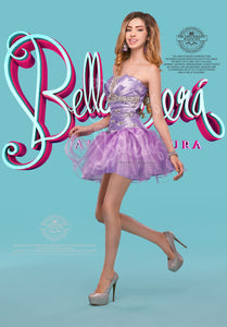 Quinceañera Dress Style BS-1401A - bella-sera-dresses.com