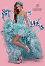 Load image into Gallery viewer, QUINCEANERA DRESS BS - Style 1405A
