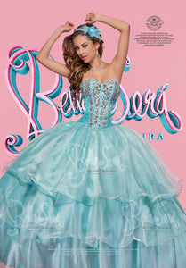 QUINCEANERA DRESS BS - Style 1405A