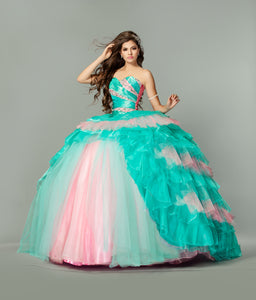 QUINCEANERA DRESS BS - Style 1410 - bella-sera-dresses.com