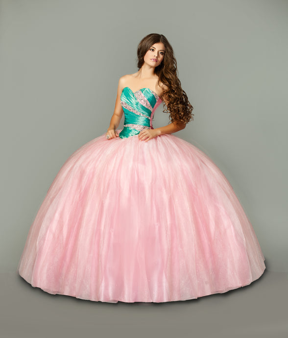 QUINCEANERA DRESS BS - Style 1410